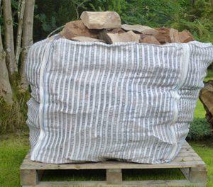 Hardwood Logs Bulk Bag