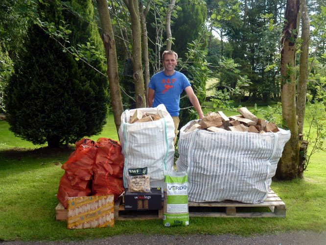 Carnethy Wood Fuel Products