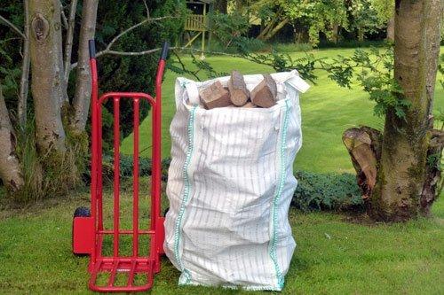 Hardwood Logs Barrow Bag