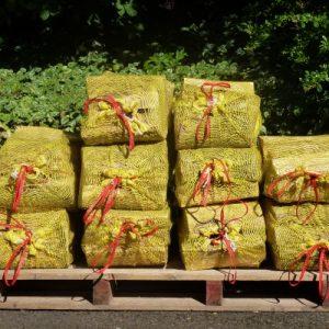 Hardwood Logs - Seasoned Firewood